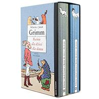Baśnie dla dzieci i dla domu, Wilhelm i Jakub Grimm