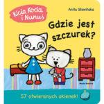 Kicia Kocia i Nunuś. Gdzie jesr Szczurek?