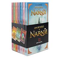 Pakiet: Opowieści z Narnii. Tom 1-7, C.S Lewis - siedmiopak