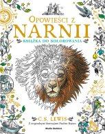 Opowieści z Narnii (rysunki). Książka do kolorowania. C.S. Lewis | Media Rodzina