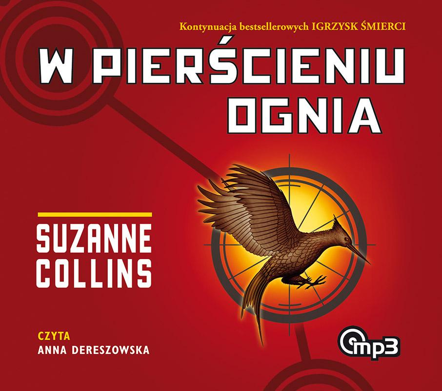 W pierścieniu Ognia, Suzanne Collins, Audiobook