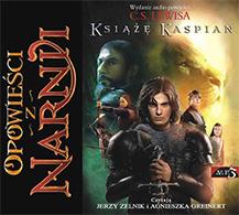 Opowieści z Narnii. Książę Kaspian (audiobook) Tom 2