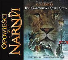 Opowieści z Narnii. Lew, Czarownica i stara szafa (audiobook). Tom 1.