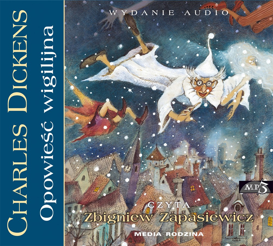 Opowieść wigilijna, audiobook
