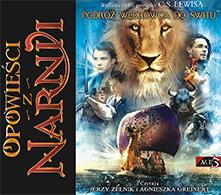 """Opowieści z Narnii. Podróż """"Wędrowca do Świtu"""" (audiobook). Tom 3"""