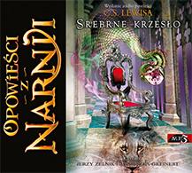 Opowieści z Narnii Srebrne krzesło (audiobook). Tom 4 | C.S. Lewis