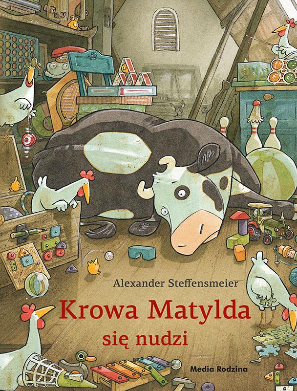 Krowa Matylda się nudzi, Alexander Steffensmeier