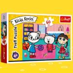 Puzzle z Kicią Kocią już wkrótce!