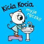 Kicia Kocia myje rączki