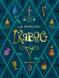 """Okładka książki """"Ikabog"""" nominowanej w Plebiscycie Książka Roku 2020"""