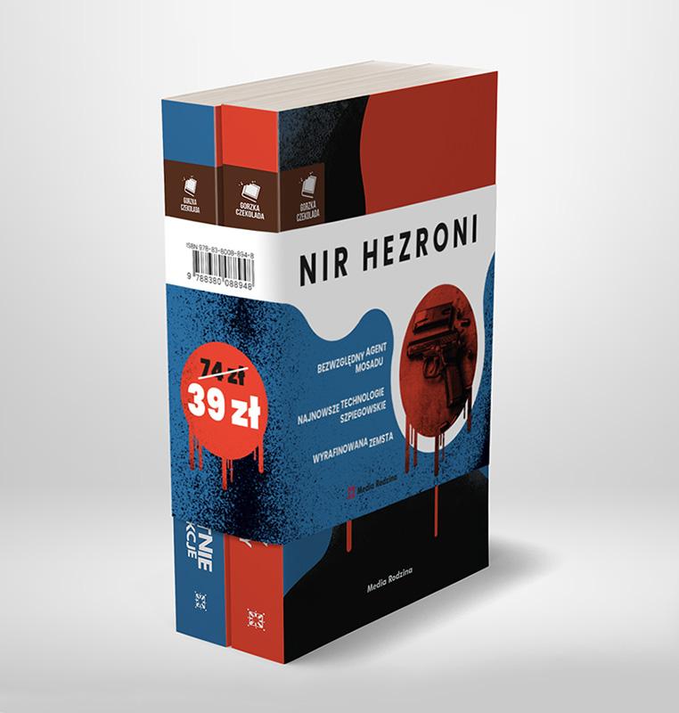 Nir Hezroni - Dwupak - Trzy koperty i Ostatnie instrukcje