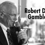 Wspomnienie Bronisława Kledzika o Robercie Gamble