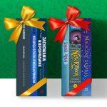 Książki na święta - atrakcyjne zestawy dla każdego