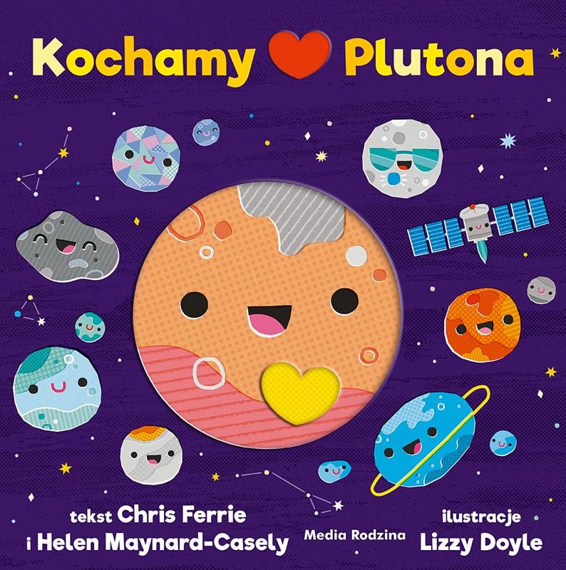 Kochamy Plutona, Chris Ferrie