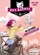 Pet Agents. Na ratunek zwierzakom, Riina i Sami Karla