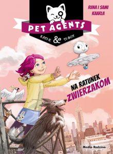 Peta Agents 1. Na ratunek zwierzakom