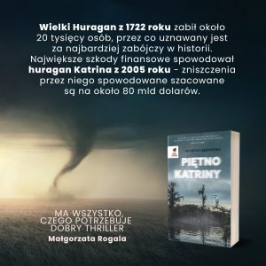 Piętno Katriny - ciekawostki o huraganach
