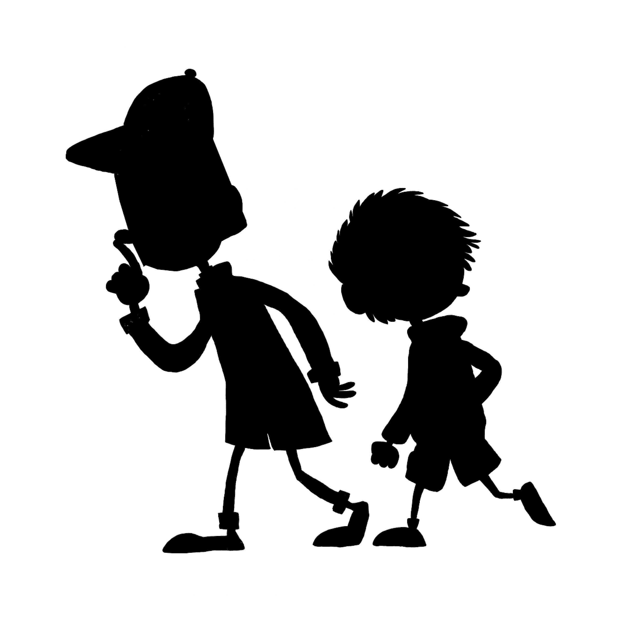 Sherlock Junior seria
