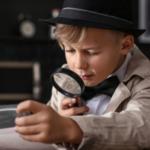 Najlepsze książki detektywistyczne dla dzieci i młodzieży