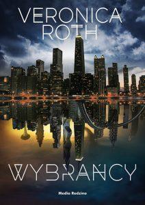 Książka Wybrańcy, Veronica Roth