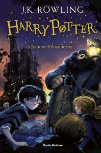 Książka Harry Potter i Kamień Filozoficzny, Rowling