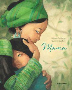 Książka Mama Hélene Delforge