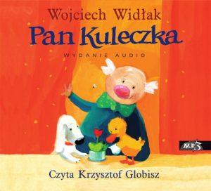 Książka Pan Kuleczka Audiobook
