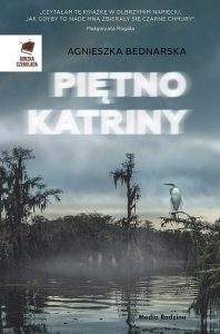 Książka Piętno Katriny Agnieszka Bednarska