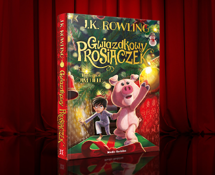 Gwiazdkowy Prosiaczek, J.K. Rowling