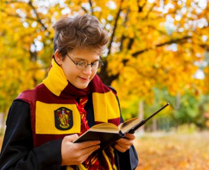 Harry Potter. Ile jest części książek i jak je czytać