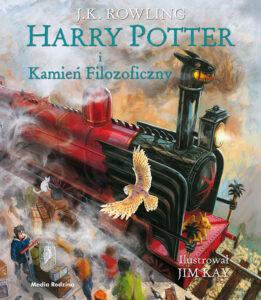 Harry Potter i Kamień Filozoficzny. Wydanie ilustrowane.