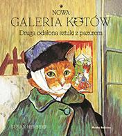 Nowa galeria kotów. Druga odsłona sztuki z pazurem