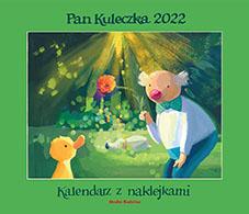 Pan Kuleczka - Kalendarz 2022, Wojciech Widłak, Elżbieta Wasiuczyńska