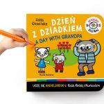 """""""Akademia Kici Koci. Dzień z dziadkiem. A Day with Grandpa"""" - ERRATA"""