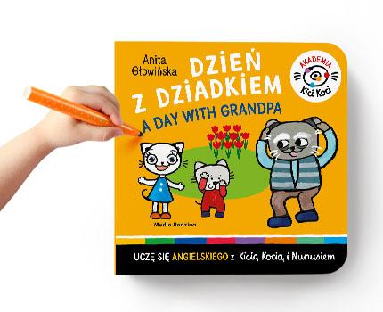 "ERRATA - ""Akademia Kici Koci. A Day with Grandpa"""