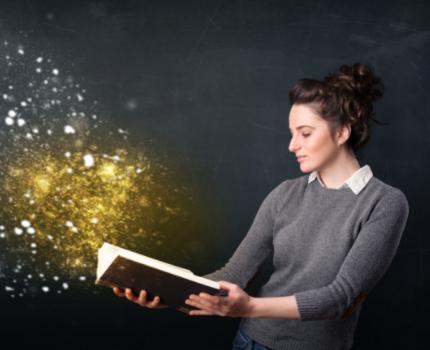 Książki o magii dla młodzieży i dorosłych